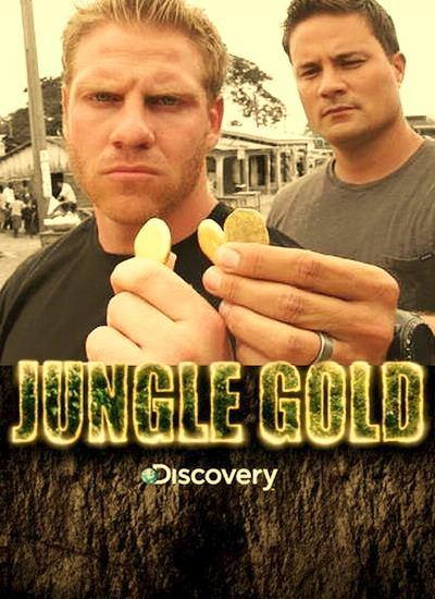 Смотреть Золото Джунглей онлайн