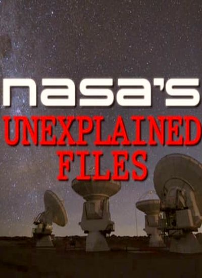 Сериал Discovery. NASA – Необъяснимые материалы