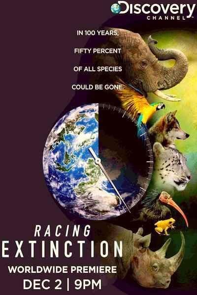Фильм Discovery Гонка на вымирание