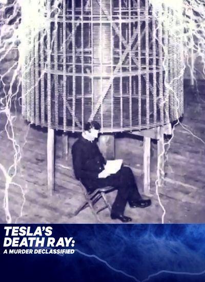 Тесла: Рассекреченные архивы - цикл передач Discovery Channel